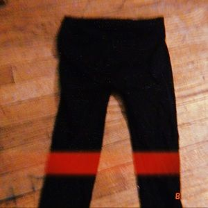 Soho Lady Leggings With Mesh Design